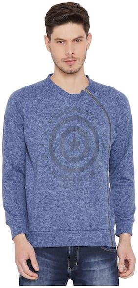 Duke Men Blended Sweatshirt - Blue