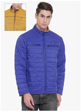 Duke Stardust Royal Blue Nylon synthetic Jacket