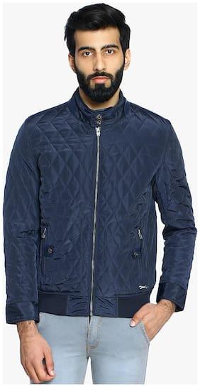 Duke Stardust Navy Nylon synthetic Jacket