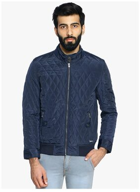 Duke Men Nylon Jacket - Blue