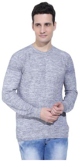 Ebry Reston Flat Knit Round Neck Pullover