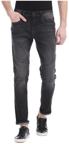 Ed Hardy Dagger Slim Fit Stone Wash Jeans