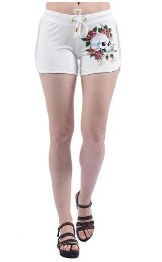 Ed Hardy Women Casual Short