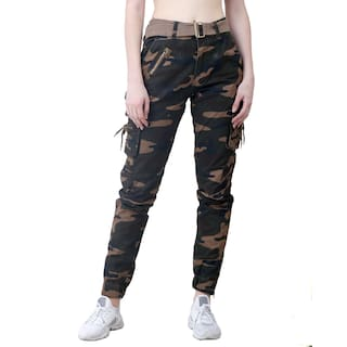 Editlook Women's Cargo Jogger