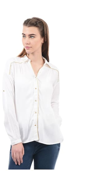 Elle Women Casual Shirt