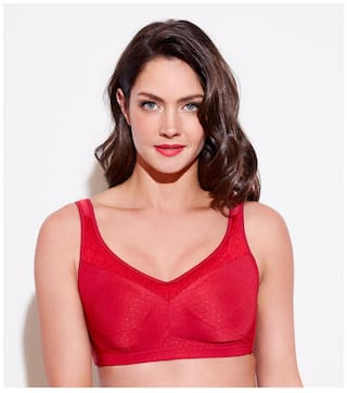 28c5944339 Enamor FB12 Full Support Bra - High Coverage   Non-Padded   Wirefree