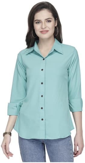 Women Regular Fit Casual Shirt ,Pack Of 1