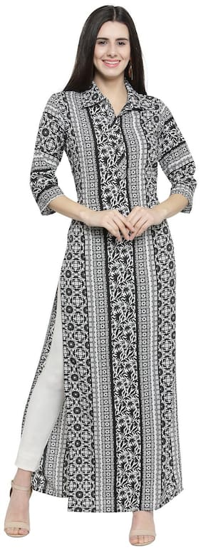 Women Printed Regular Kurta