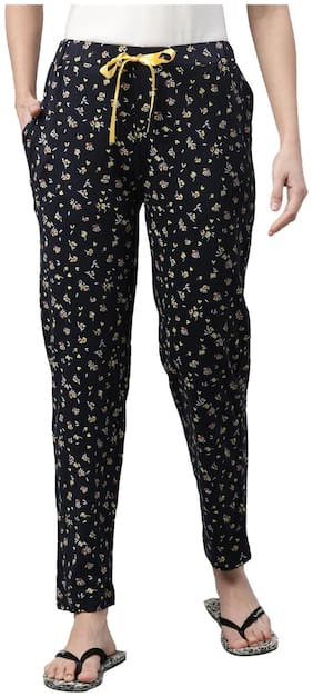 Enviously Young Women's Navy Lounge Pants