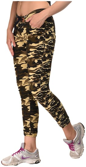 ESSENCE JEANS Women Skinny fit Mid rise Solid Jeans - Multi