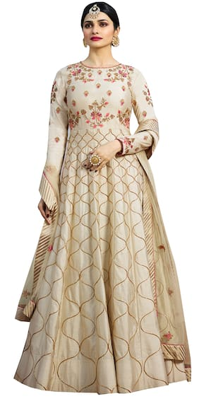 a36399445e Ethnic Gowns - Designer   Party Gowns for Women at Upto 70% Off