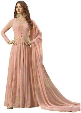 Women Printed Festive Gown
