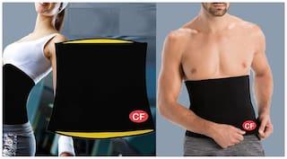 EverDiva CERTIFIED ORIGINAL version Non-Tearable fat burner tummy trimmer hot shaper for women & men