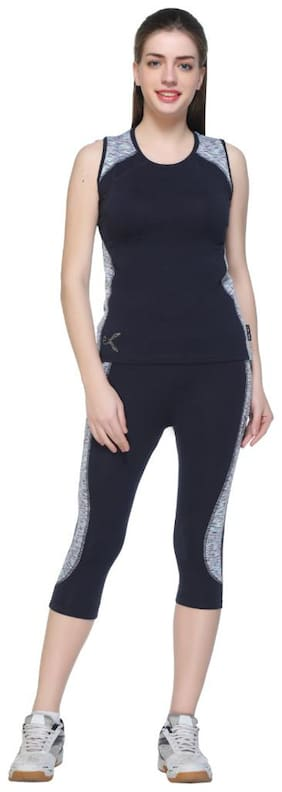 EX10SIVE Women Blended Track Suit - Multi