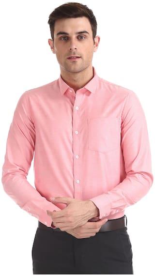 Excalibur Men Regular fit Formal Shirt - Multi