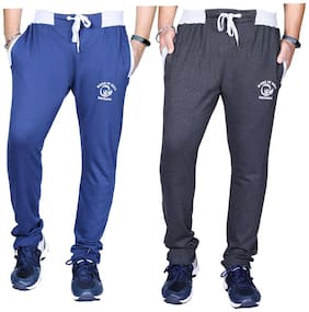Ezee Sleeves Men Combo Cotton Track Pant Pack of 2