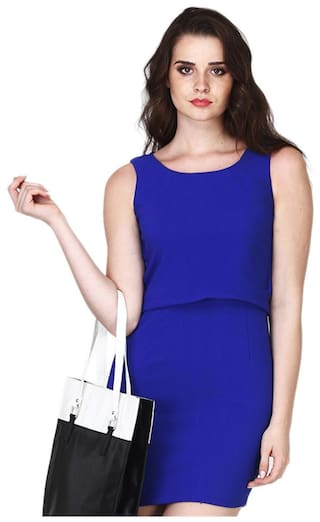 24a1c9c084d Buy Faballey Short Dress Online at Low Prices in India - Paytmmall.com