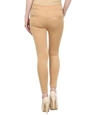 Cotton Fabyou Cotton Fabyou Lycra Solid Cotton Fabyou Lycra Jegging Jegging Solid Solid xYUqf