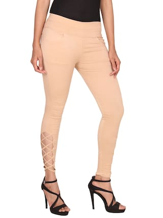 Jegging Cotton Solid Cotton Jegging Lycra Fabyou Cotton Solid Lycra Fabyou Fabyou Jegging Fabyou Solid Solid Lycra I8UpAqqw