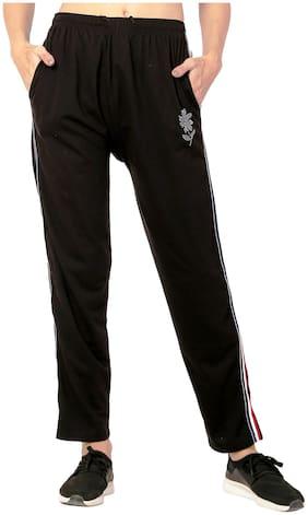Women Regular Fit Track Pants