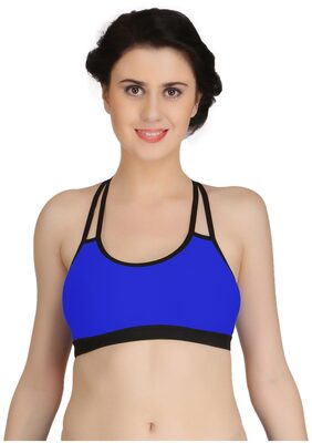 Fashion Comfortz Women Cotton Full Coverage T-Shirt Bra Non Wired Bra
