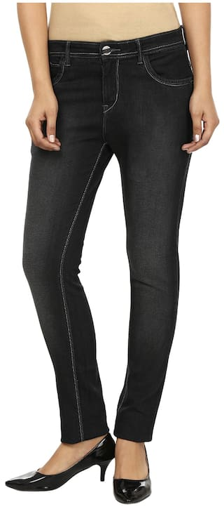 Cult Black Slim Fashion Jeans Denim Fit FZwFqzd