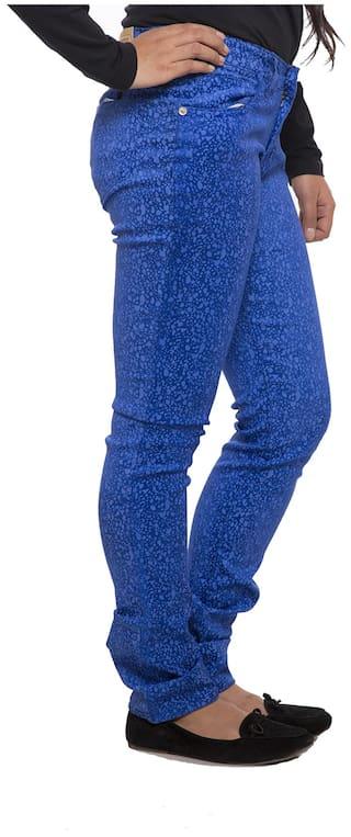 Cult Corduroy Size Blue Fashion Jeans 26 TqA77dO