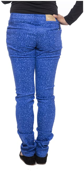 Cult Corduroy Size Blue Fashion Jeans 26 TqA77dO