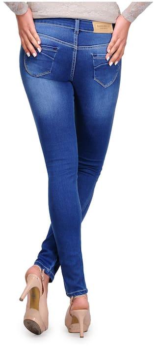 26 Blue Fashion Denim Cult Size Jeans BwxagHq