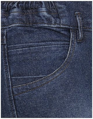 Jeans CULT Lycra Denim FASHION Blue xAIn6