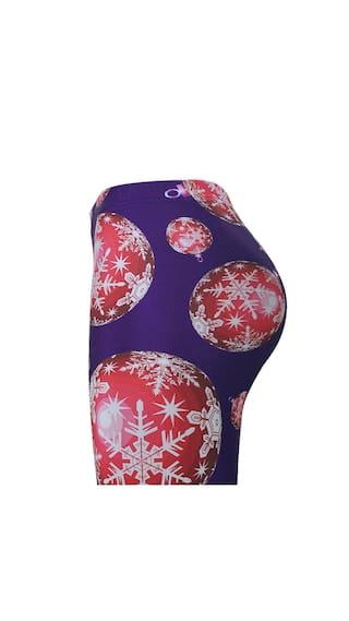 Fashion Lady Stretchy Skinny Women Pants Christmas PP Printed S Leggings PqrPOCw