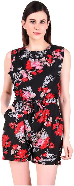 Fasnoya Floral Jumpsuit - Multi