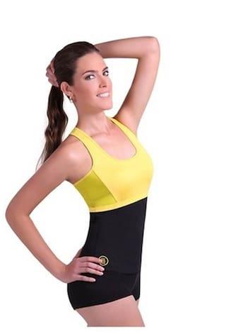 baa6e092f507e Favourite Deals Hot Shapers POWER Slim Fat Burner Women Unisex Waist  Neoprene Strechable Tummy Trimmer Tucker