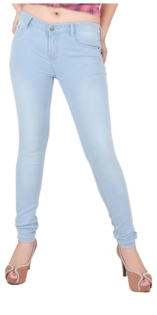 Fck-3 Women's Slim Fit jeans