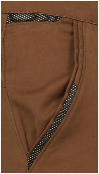 FEVER Trousers Lycra Brown FEVER Trousers Brown Lycra Brown FEVER 1HqxT85w