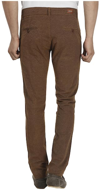 FEVER FEVER FEVER FEVER Lycra Trousers Brown Trousers Lycra Lycra Brown Trousers Brown Trousers FEVER Lycra Brown Lycra Brown wE0Cqdn