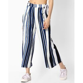 FIG By Reliance Trends Women Polyester Striped
