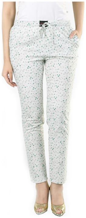 Flamboyant Women Regular fit Printed Regular pants - Multi
