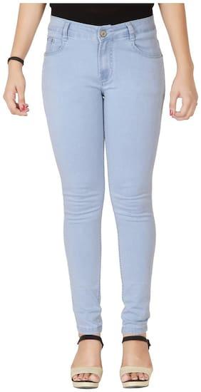 Flirt Nx Women Blue Skinny fit Jeans