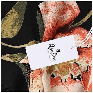 Mini Wrap Cap Sleeve Print Dress Floral ZAFUL w1OqFvII