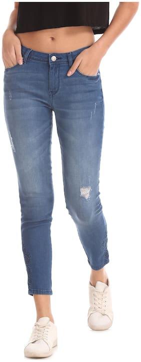 Women Super Skinny Fit Jeans