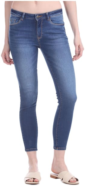 Women Super Skinny Fit Jeans