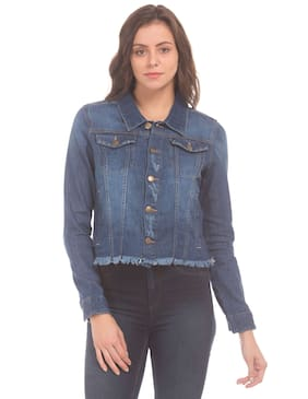 3e0a4d5f0bd42 Jackets for Women - Buy Ladies Leather Jackets Online at Paytm Mall