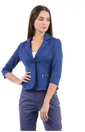 fdaf98c66bf Blazers for Women - Buy Ladies Coats and Blazers Online at Paytm Mall