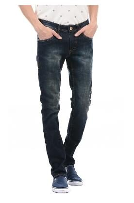 Flying Machine Men Solid Casual Jeans