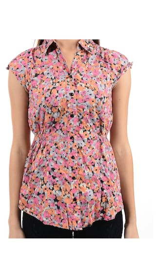 Flying Flying Machine Women Shirt Casual Machine 4qvdw8Eq