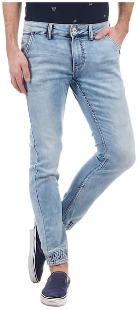 Flying Machine Men Mid rise Slim fit Jeans - Blue