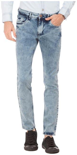 Flying Machine Men Blue Skinny Fit Jeans