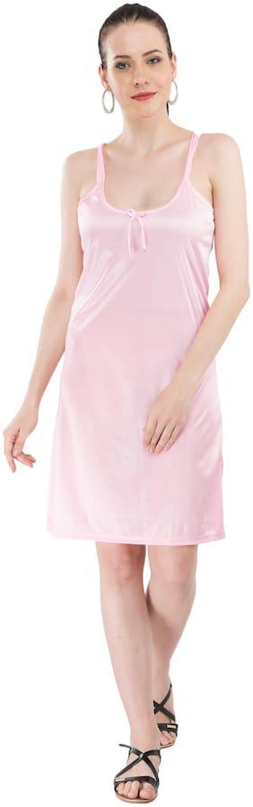 Fomti Pink T-Shirt Nighty