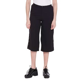 Forever Glam by Pantaloons Womens Culottes